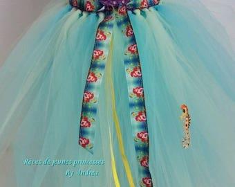 Princess soft tulle tutu skirt