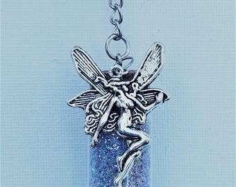 Fairy dust keychain