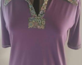 Half sleeves tee shirt