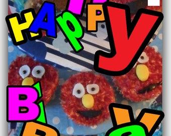 Birthday card Cat no 33