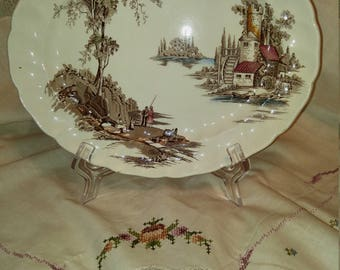 Johnson Brothers The Old Mill Serving Platter