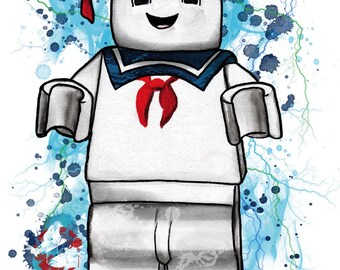 PUFT GHOSTBUSTERS