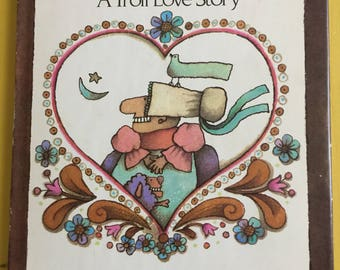 Helga's Dowry - A Troll Love Story - Tomie De Paola - Inscribed & SIGNED by author!