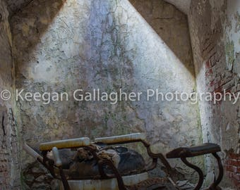 Eastern State Penitentiary- Everything is on a Bit of a Tilt