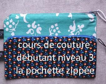 Cours de couture le 24 mars à Taverny (95) France