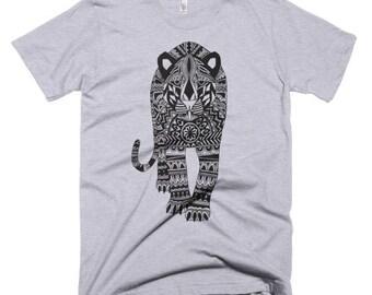 Panther Short Sleeve Men's T-shirt