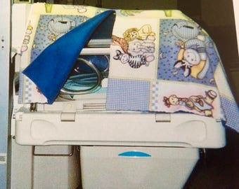 NICU Isolette / Incubator Covers in fleece baby prints and custom made