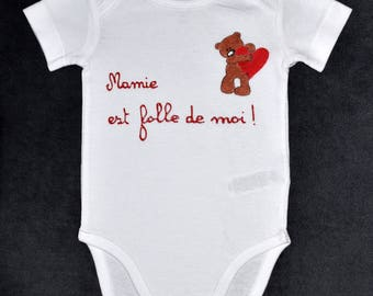 Bodysuit for Grandma