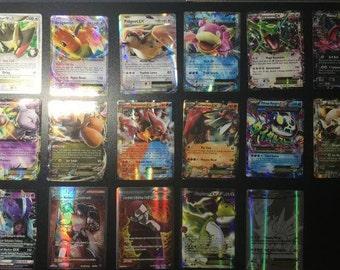POKEMON CARDS -- Xs, EXs, GXs, BREAKs, MEGAs, FAs, FA trainers, Secret Rares!