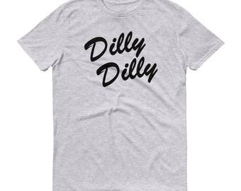 Dilly Dilly Beer Ugly Shirt | Ugly Christmas T-Shirt | Ugly Xmas Men's Shirt  | Funny Drinking Tee