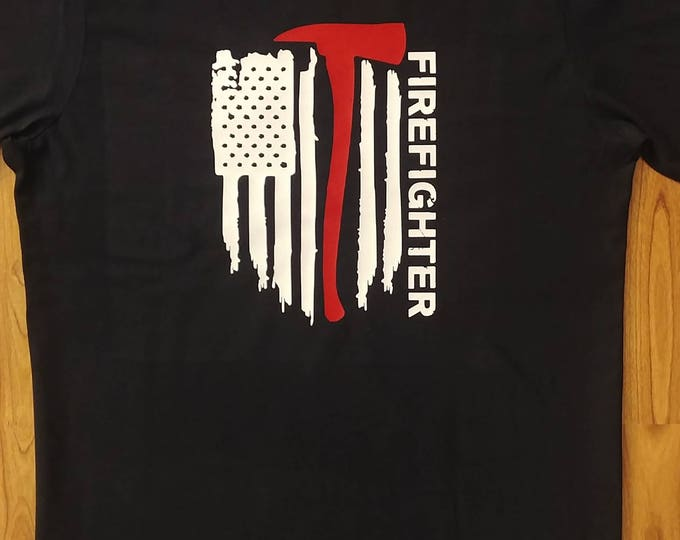 Firefighter - Thin Red Line v.01