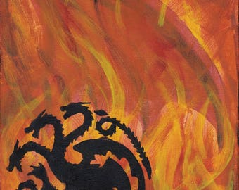 House Targaryen - Game of Thrones series