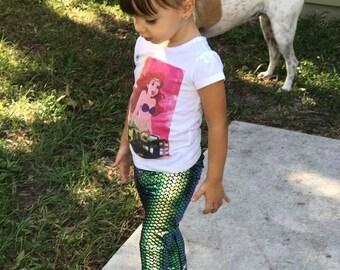 Mermaid Leggins