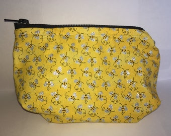 Bumble Bee MAKEUP BAG