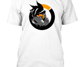Overwatch Tracer Inspired T-Shirt