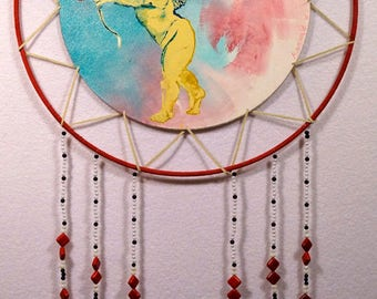 The Cupid Dreamcatcher