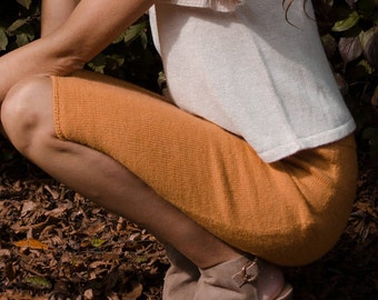 Anouk Alpaca Tube Skirt