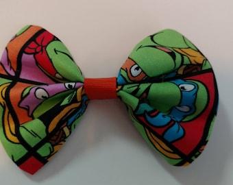 Teenage Mutant Ninja Turtles Cloth Hairbow