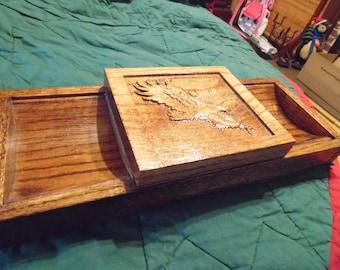 Men's Jewelry Box - Valet Box