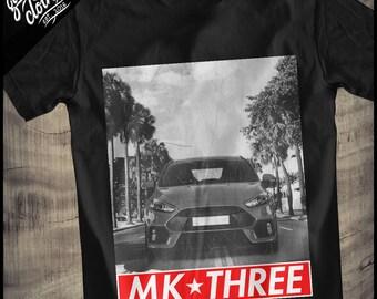 "Ford Focus RS MK3 ""Supreme"" Shirt"