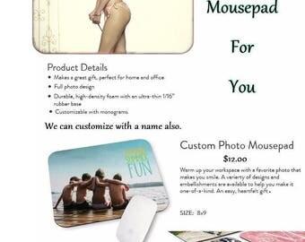 Bella Thorne #194 Mousepad