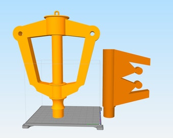 Kingdom Keyblade (Sora's Keyblade) 3D Model for printing