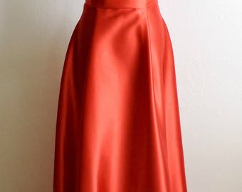YWETTE: Prom/weeding/event skirt in any color