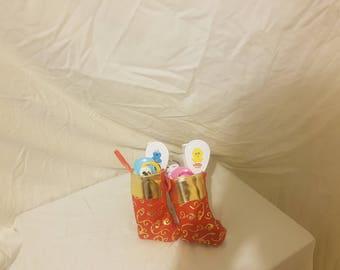 Mini stocking suffer for-infants