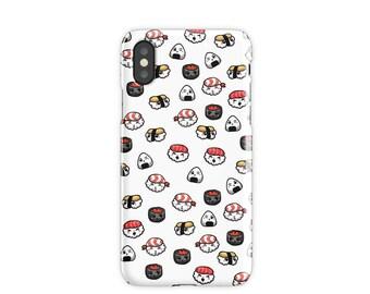 ninigiri phone case; exo jongin kai kpop sushi phone cases for iPhones, Galaxy, LG, Google Pixel