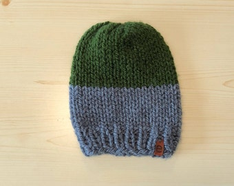 two tone green (adult)