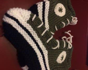 Converse way woolen slippers