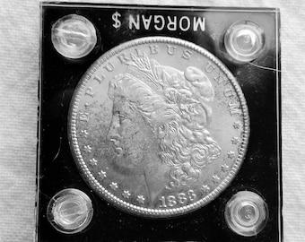 Morgan Silver Dollar 1883-CC