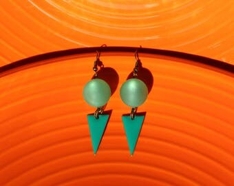 "Earring ""Turquoise"""