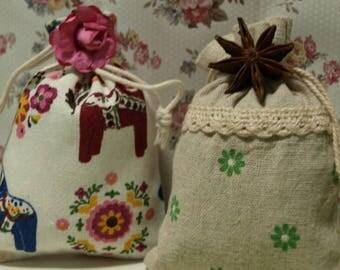 Perfumed bags