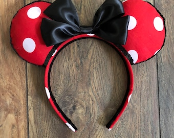 Minnie Ears - Disney Ears - Mickey Ears
