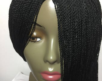 Handmade braid/twist wig