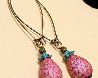 Strange Fruit -- earrings