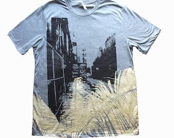 Urban Jungle Tshirt - Streetwear - Los Angeles Tshirt - Downtown Los Angeles - LA shirt - Unisex Urban Gear