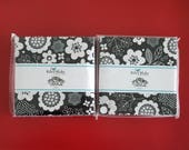 SALE 2 Packs - 5 inch fabric charm squares DELILAH pack from Riley Blake Designs by Doodlebug