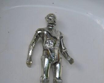 Vintage Star Wars GMFIG 1978 Death Star Droid Figure