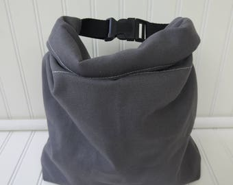 Insulated Lunch Bag - Soft Cooler - Cool Christmas Gifts - Christmas Gifts For Him -  Insulated Lunch Tote - Gifts for Men- Personal Cooler