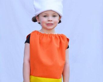 Baby Candy Corn Costume Halloween Costume Halloween Candy Kids Costume Toddler Costume Teen Costume Adult Cosutme Trick Treat Girls Costume