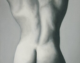 Male Figure Study (2755)