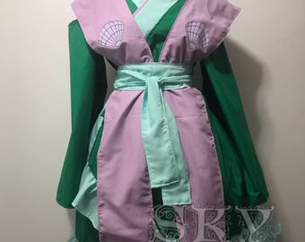 Ariel X Jedi Kimono Dress