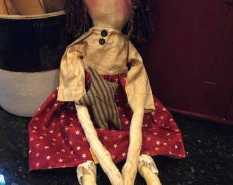 Primitive Doll Americana Dress