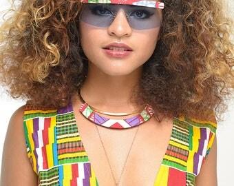 African print sunglasses Kanda