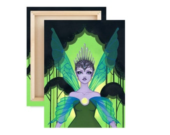 "LIMITED EDITION: ""Titania"" Canvas Reproduction 1 of 25"