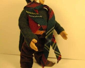 Art doll - elf Fen