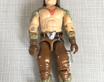 Vintage GI Joe action figure