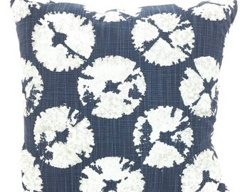 Nautical Pillow Covers Navy Blue White Decorative Pillows Cushions Denim Navy Blue Sand Dollar Throw Pillows Couch Bed Pillows Various Sizes